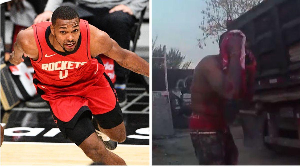"El jugador de la NBA Sterling Brown recibe una brutal paliza a la salida de un club: ""Pudo morir"""