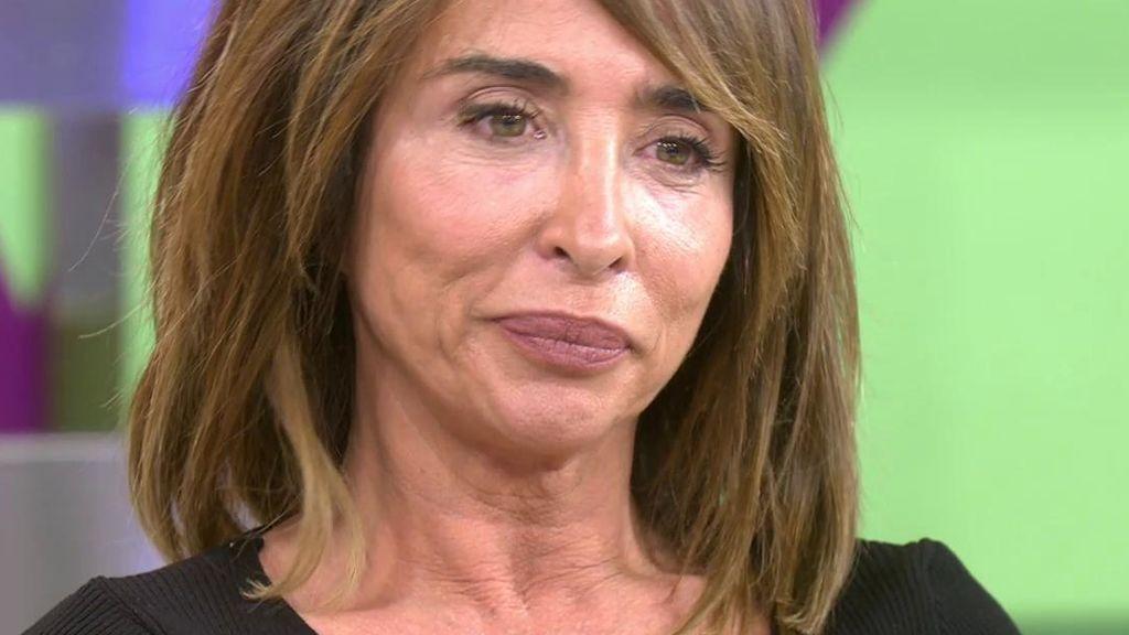 María Patiño ha bloqueado en su móvil a Laura Fa y Miguel Frigenti