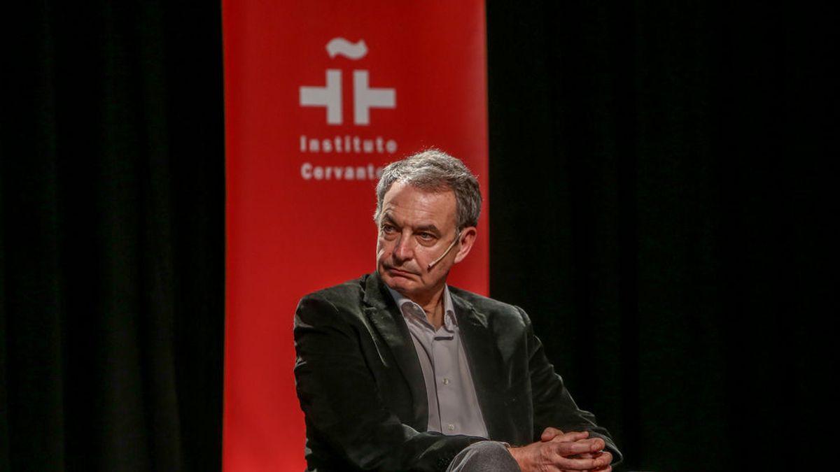 Correos intercepta una carta con dos cartuchos dirigida al expresidente Zapatero