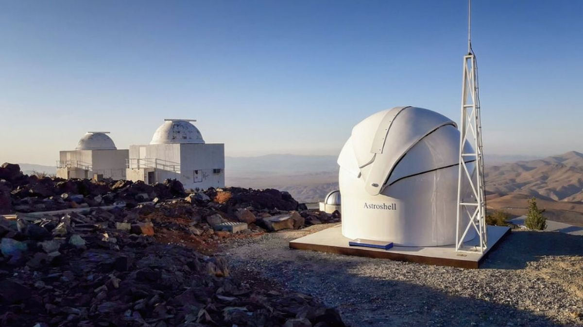 El telescopio TBT2 de Chile se suma al TBT1 de Ávila para proteger la Tierra de asteroides peligrosos