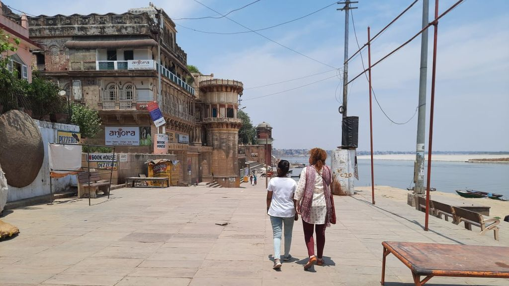 Españoles en India