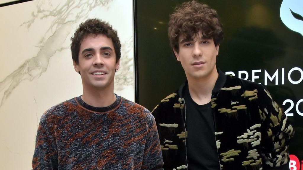 Javier Ambrossi y Javier Calvo (Los Javis)