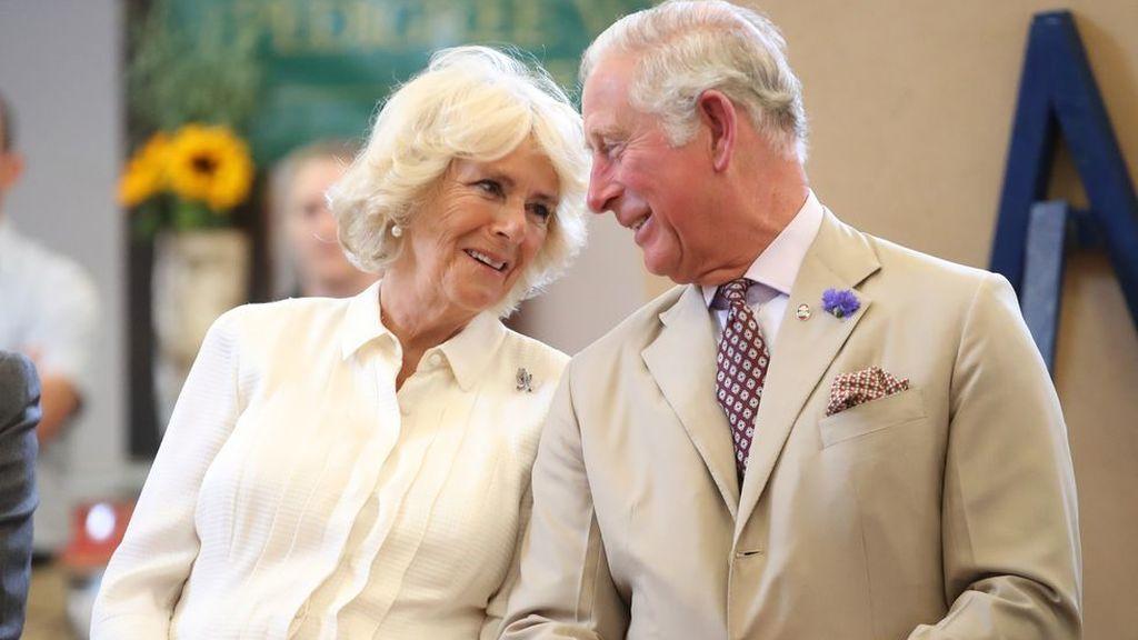 Y es que él siempre estuvo enamorado de Camilla Parker Bowles.