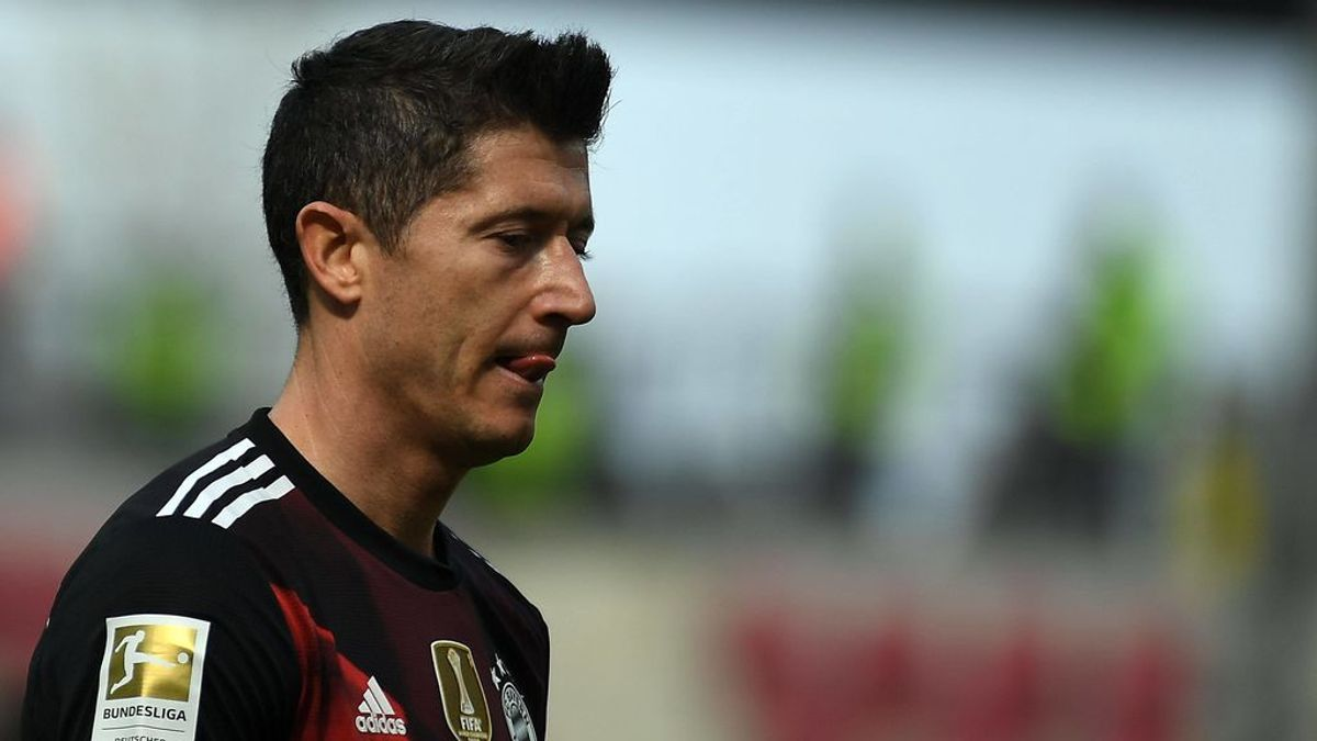 Lewandowski ya le habría dicho al Bayern que quiere salir.