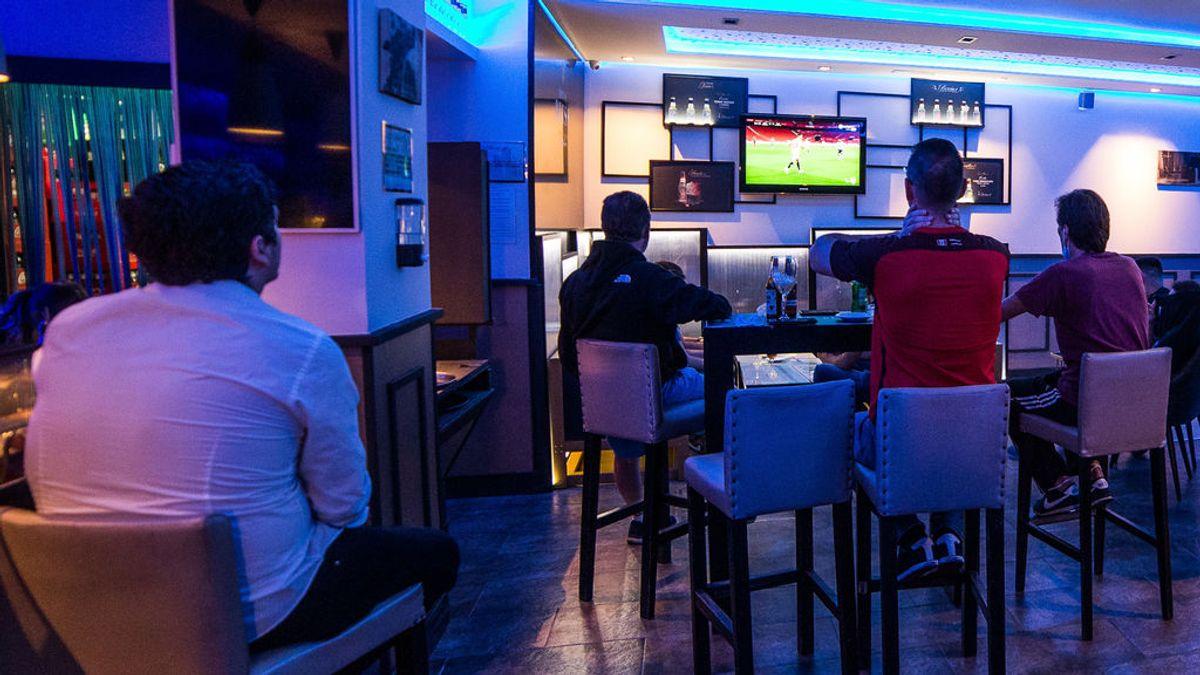 Fallece de un infarto tras una discusión en un bar durante la semifinal de la Champions que jugó el Real Madrid