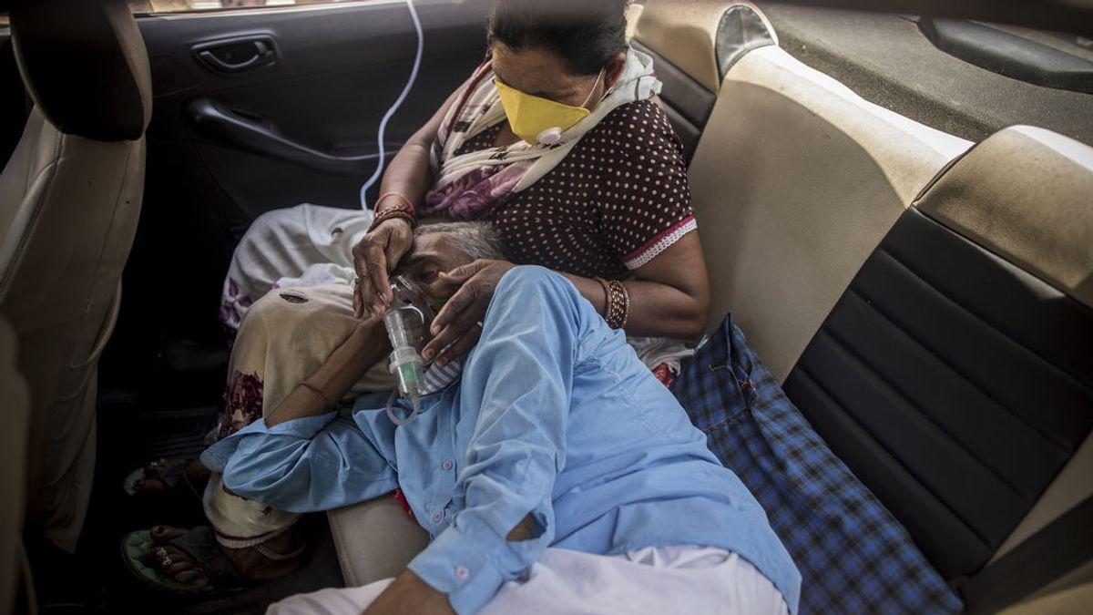 La India supera las 200.000 muertes por covid y vuelve a cifras récord de contagios y muertes