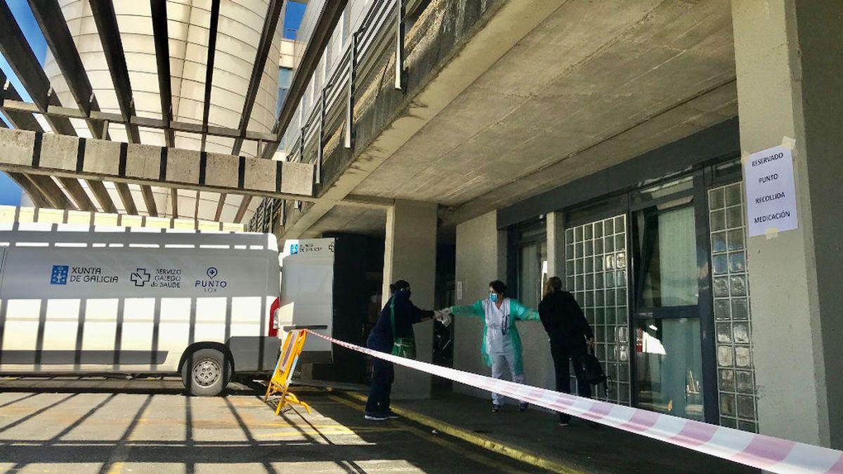 Un hombre de 41 años es ingresado en la UCI de un hospital de Pontevedra después de ingerir una planta