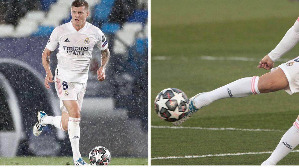 Toni Kroos desafía las reglas FIFA cada partido: el alemán juega sin espinilleras, algo terminantemente prohibido