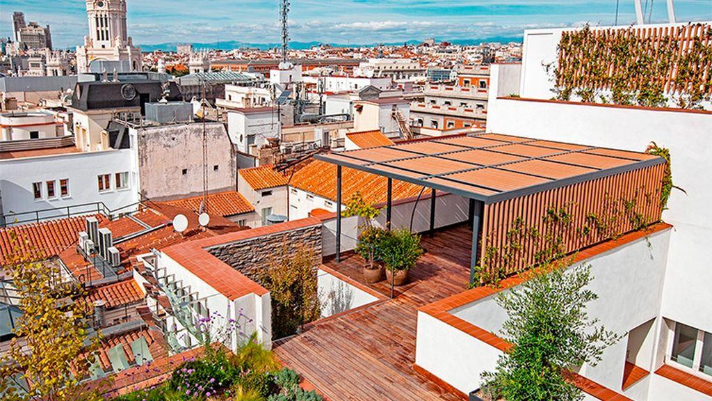 El ático más caro de Madrid