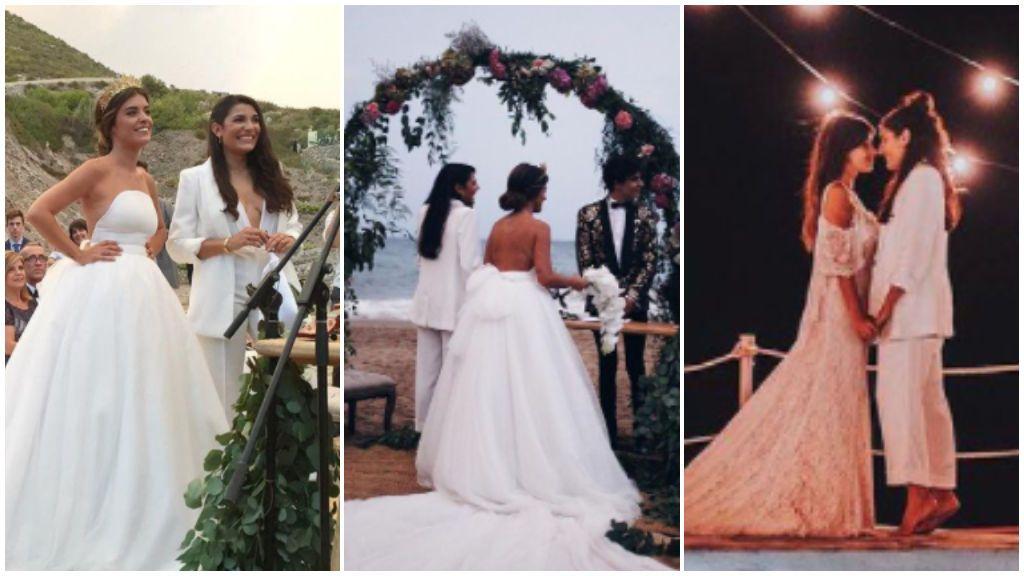 Así fue la boda de Dulceida en la playa: las claves para entener por qué fue su día más especial con Alba.