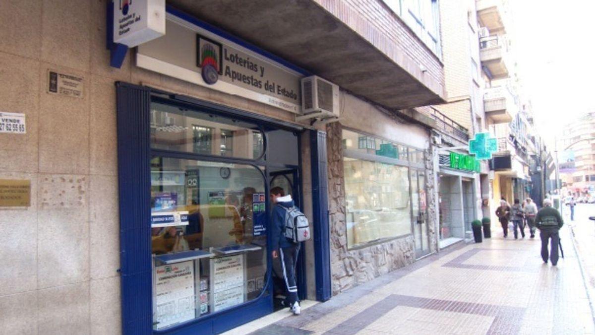 Un acertante en Tenerife gana más de 2,4 millones de euros en el sorteo de 'La Bonoloto'