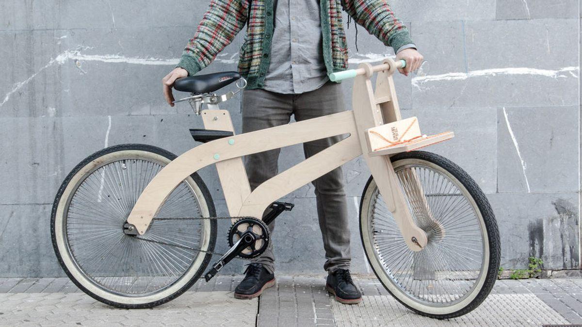 """Openbike: una la bicicleta """"para todos"""", imprimible y diseñada en Euskadi"""