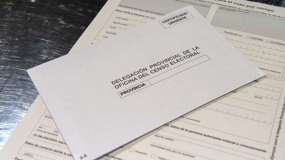 Los bulos sobre el voto por correo en las elecciones de la Comunidad de Madrid