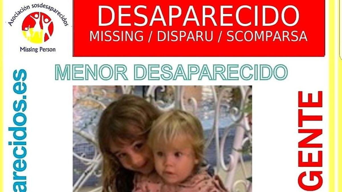 El padre llamó a la madre de las niñas desaparecidas en Tenerife para decirle que no las iba a volver a ver