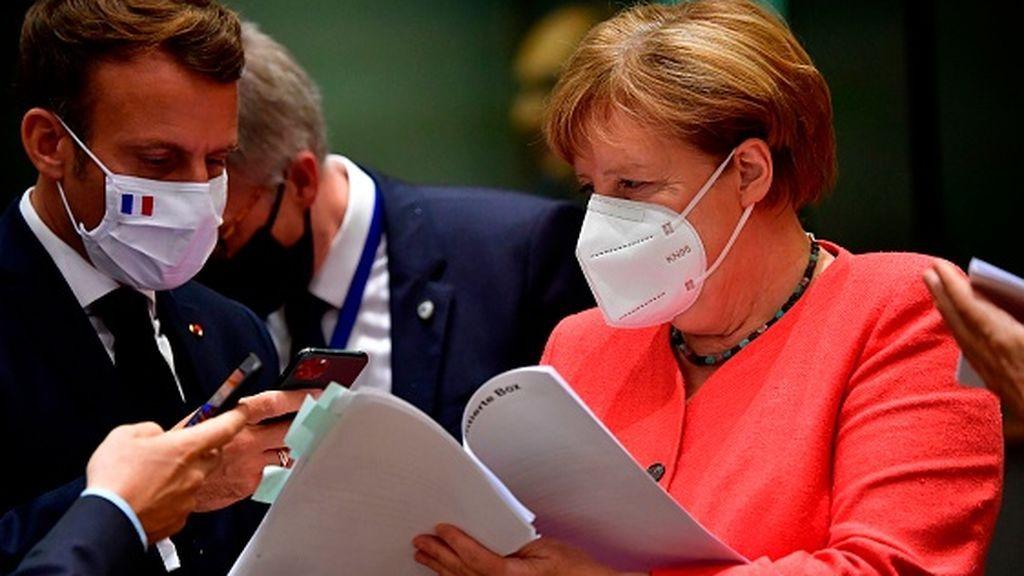 El eje franco-alemán se coordina para implementar el fondo de reconstrucción