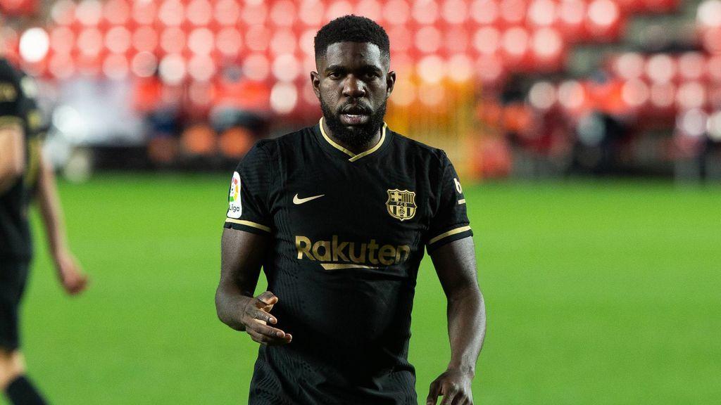 El Manchester United irá a por Umtiti sino consigue fichar a Varane