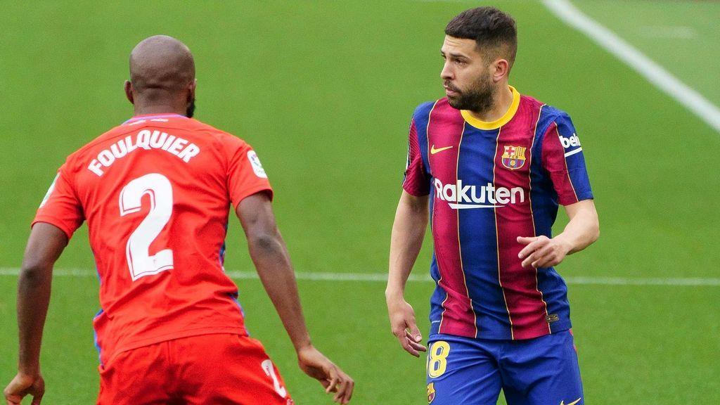 El Barcelona sigue tercero en Liga a tres puntos del Atlético.