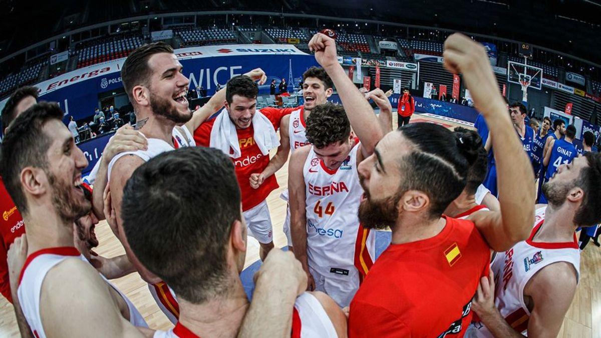 España se medirá a Rusia, Turquía, Georgia, Bélgica y Bulgaria en el Eurobasket 2022