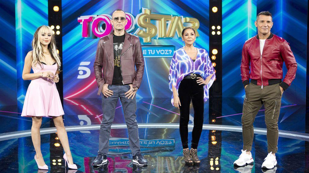 Estreno 'Top Star' en Telecinco