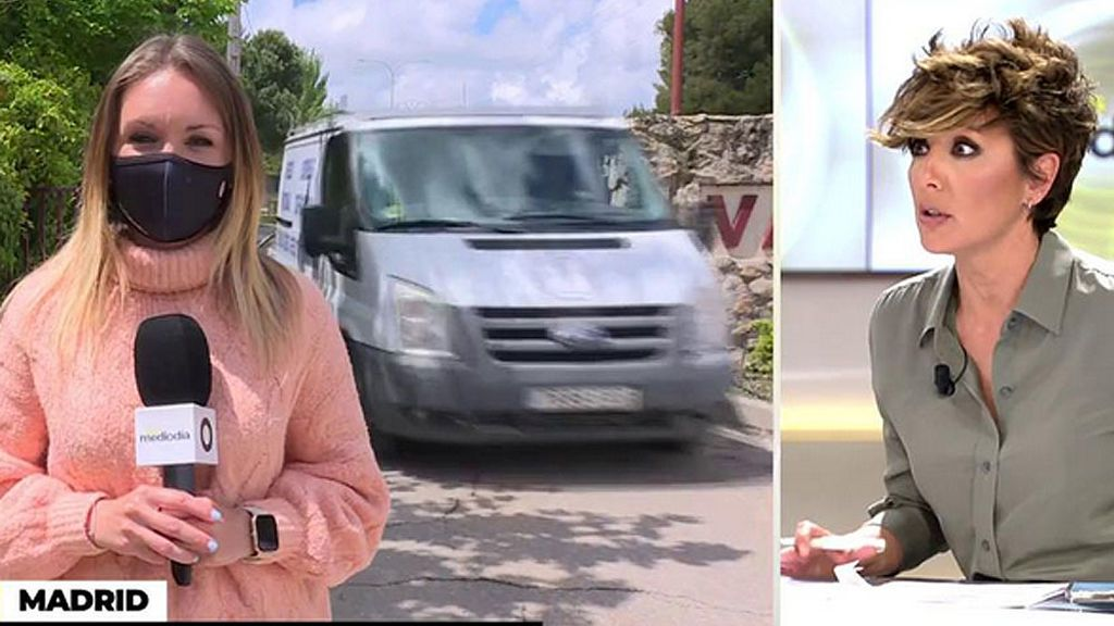 """El susto de Sonsoles Ónega al ver peligrar la vida de una reportera: """"Ay, Dios mío"""""""