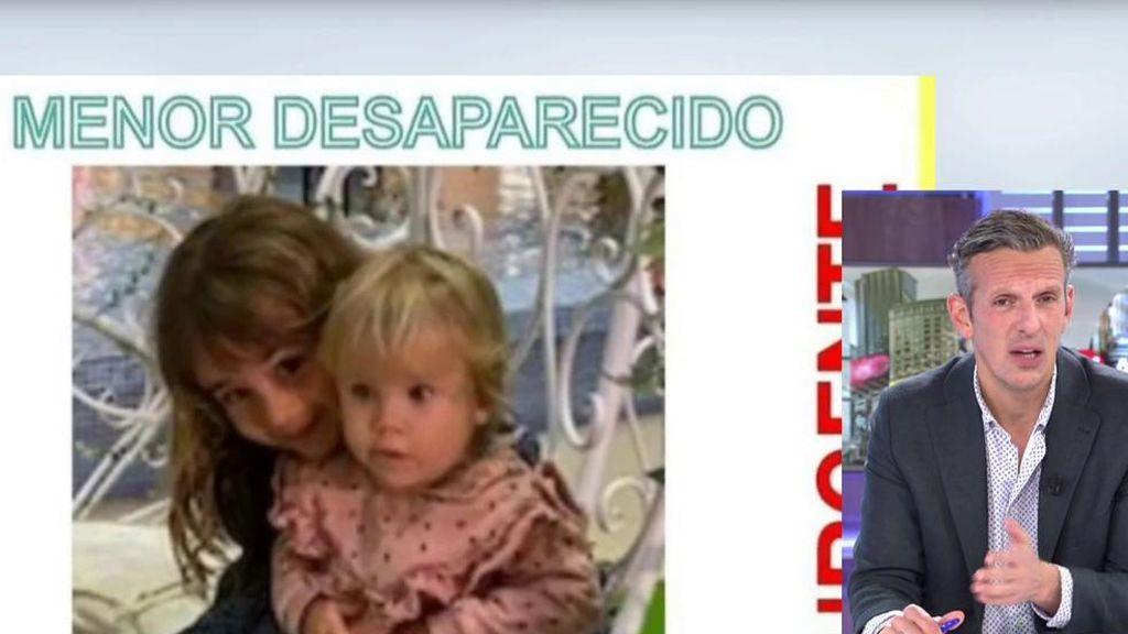 Niñas desaparecidas en Tenerife
