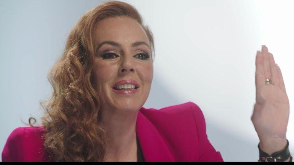 Rocío Carrasco, en el episodio 8