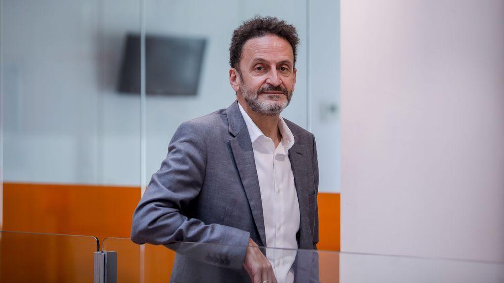 Edmundo Bal: El todoterreno perfil del candidato de Cs a ganar las elecciones en Madrid
