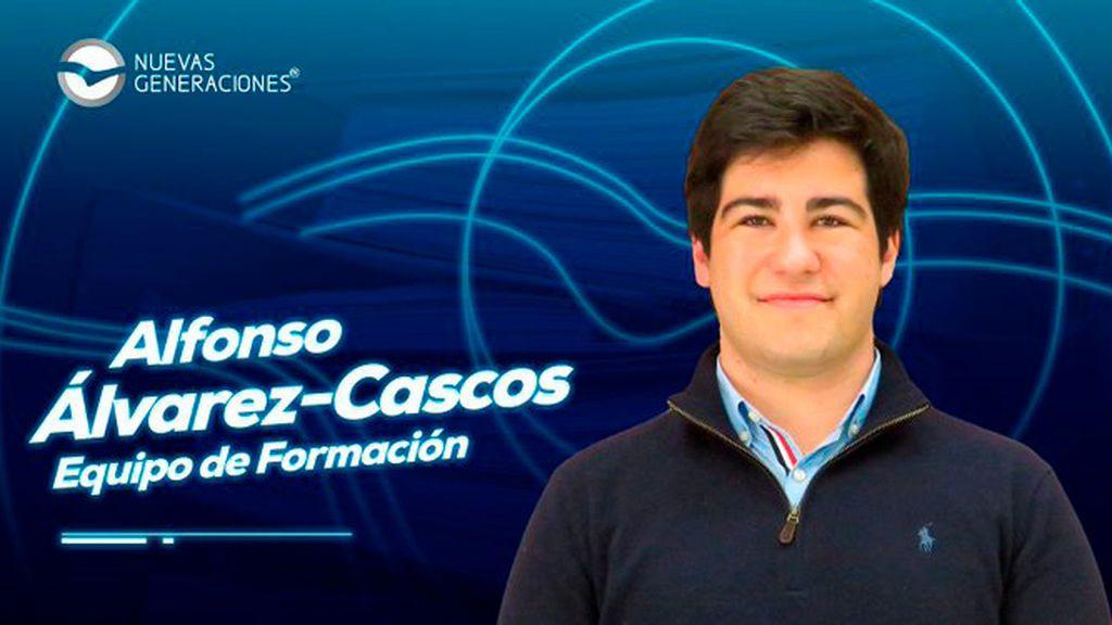 Álvarez Cascos hijo sigue la estela de su padre en el PP