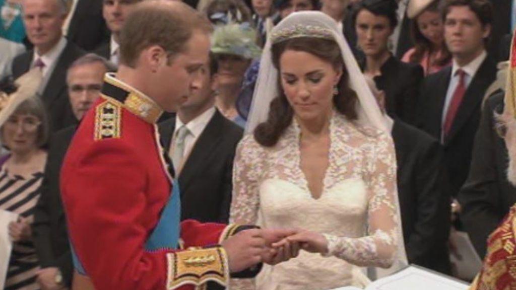 Los duques de Cambridge cumplen 10 años de matrimonio