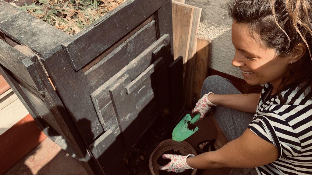 La magia de hacer compost en casa