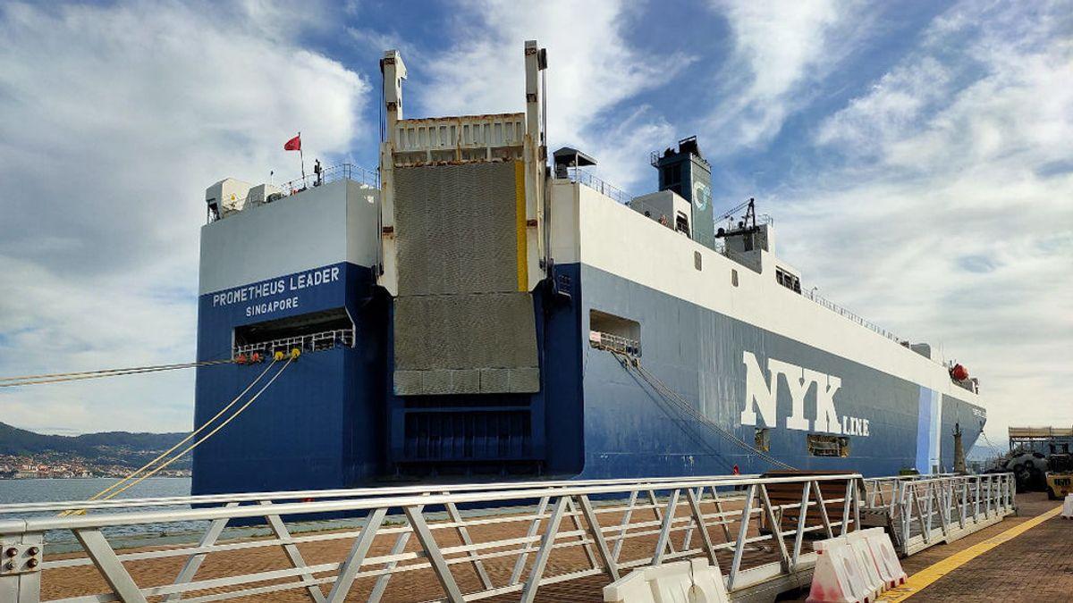 Investigan si la variante india está detrás del contagio de cinco marineros que llegaron a Vigo