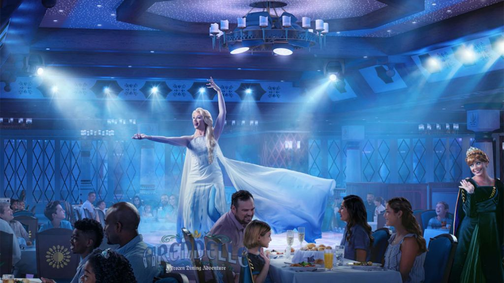 El crucero 'Disney Wish'