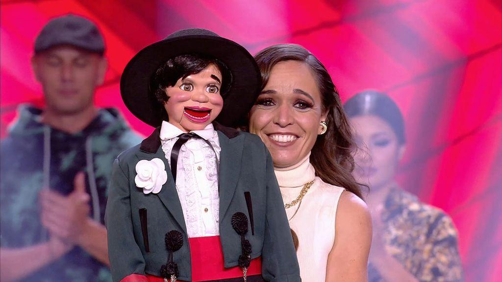 Celia Muñoz, ganadora de 'Got Talent 2021'