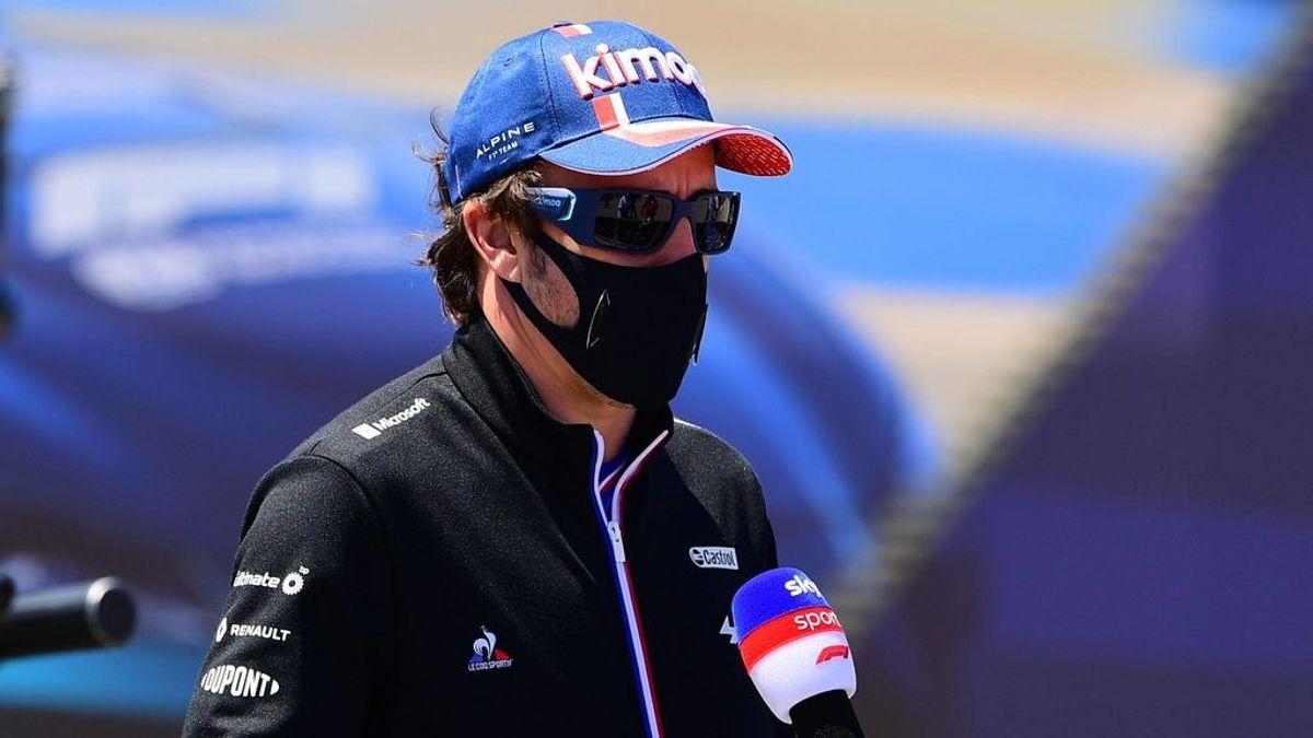 """Fernando Alonso admite que no está al nivel que se esperaba: """"No hay excusas, pronto estaré al 100%"""""""