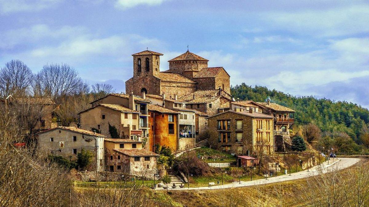 Estos son los 7 pueblos más visitados en España.