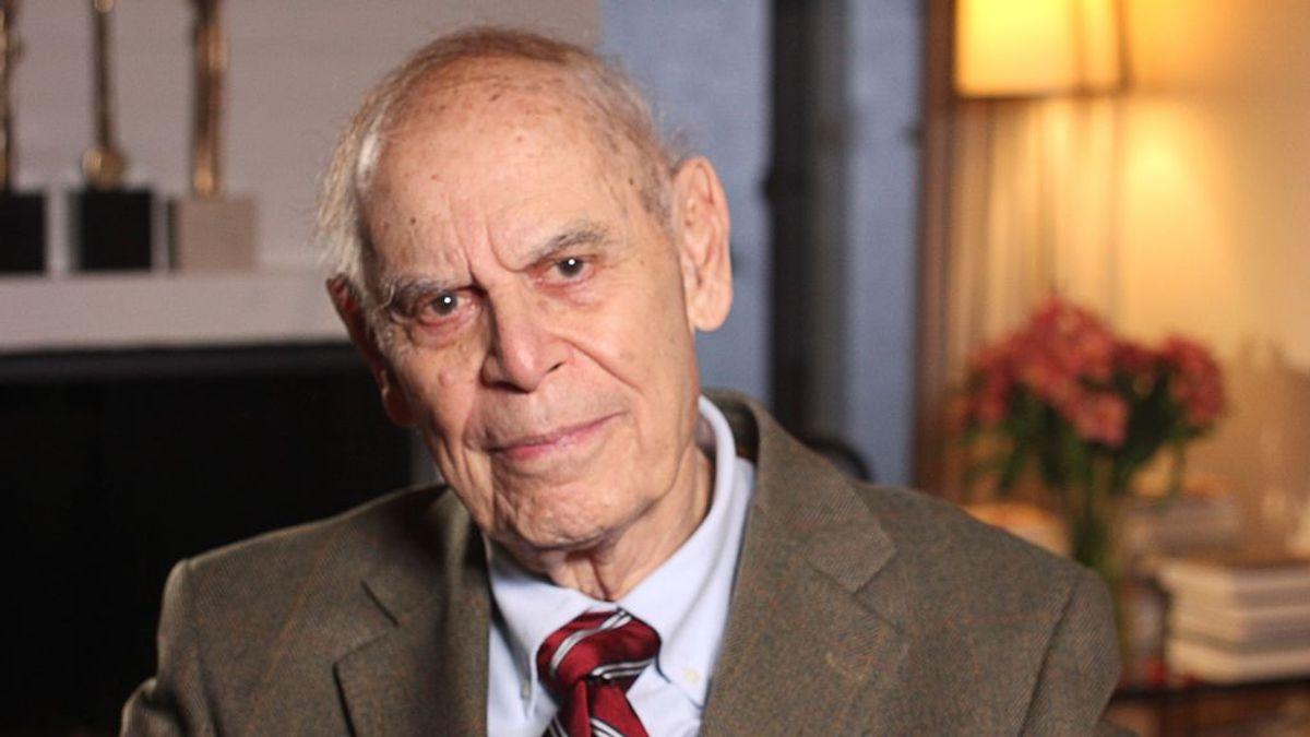 Gerald Holton, el físico que se negó a participar en el Proyecto Manhattan, premio Fronteras del Conocimiento