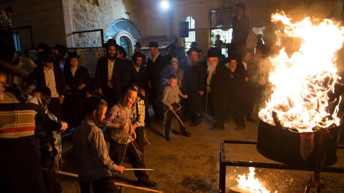 Qué es el Lag Baomer, la fiesta judía en la que murieron 44 personas por una avalancha en Israel