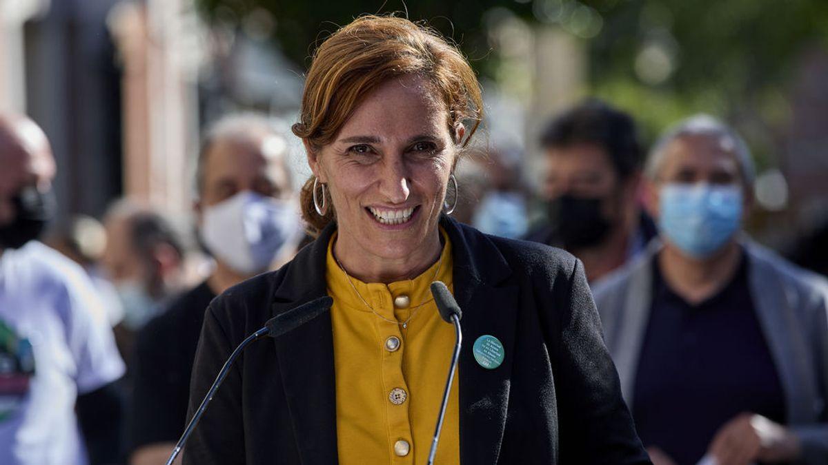 Mónica García, la candidata de Más Madrid