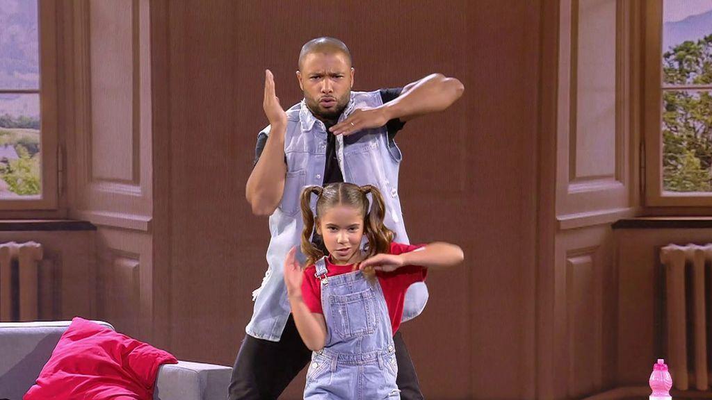 La actuación de Papa et Neulia en la final de 'Got Talent'