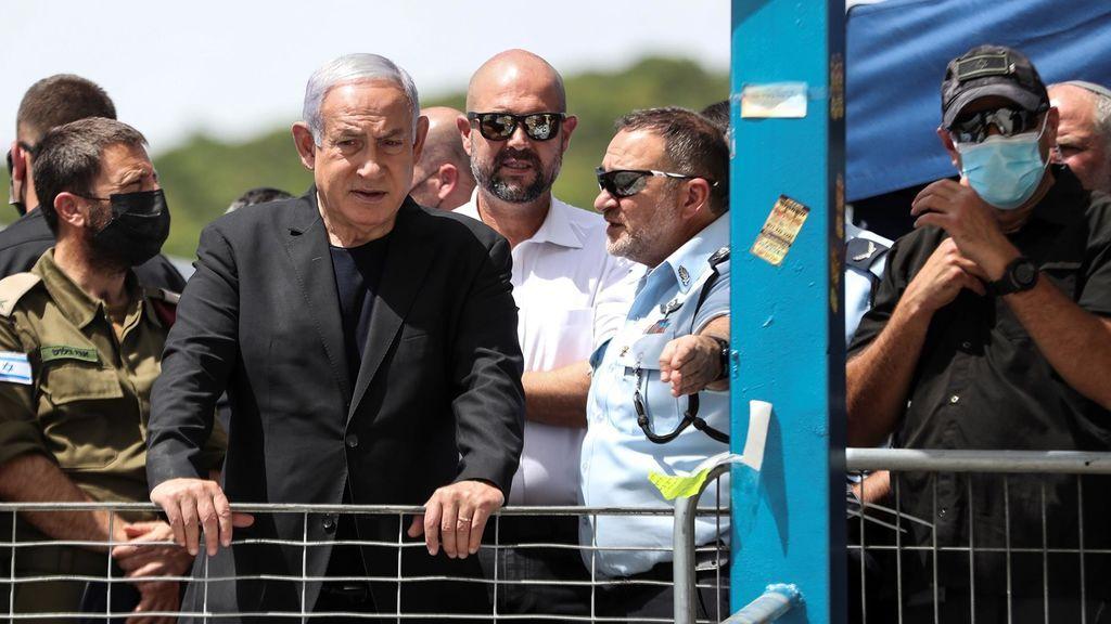 Netanyahu anuncia un duelo nacional por decenas de muertos en una festividad religiosa en el norte de Israel