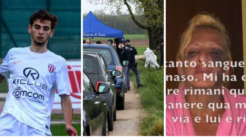 Encuentran muerto en una zanja a un futbolista italiano de 22 años tras una pelea con una persona trans