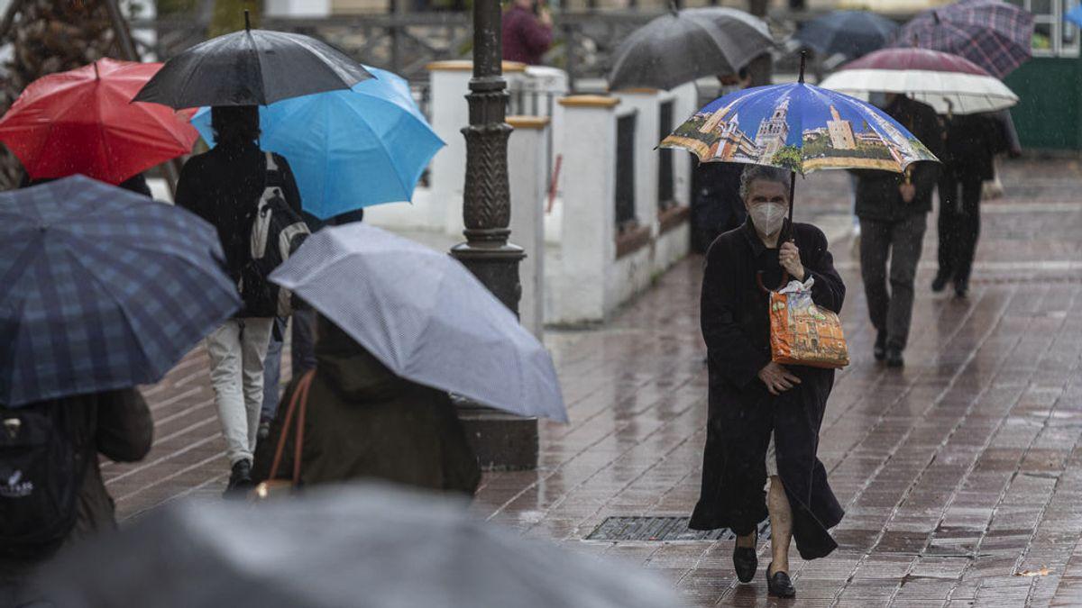 El tiempo el puente de mayo: lluvias hasta el domingo y ambiente fresco