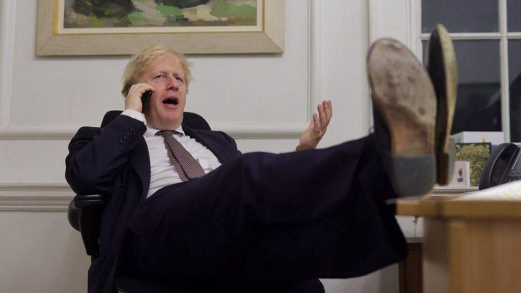 El número del móvil de Boris Johnson ha estado circulando en internet durante 15 años