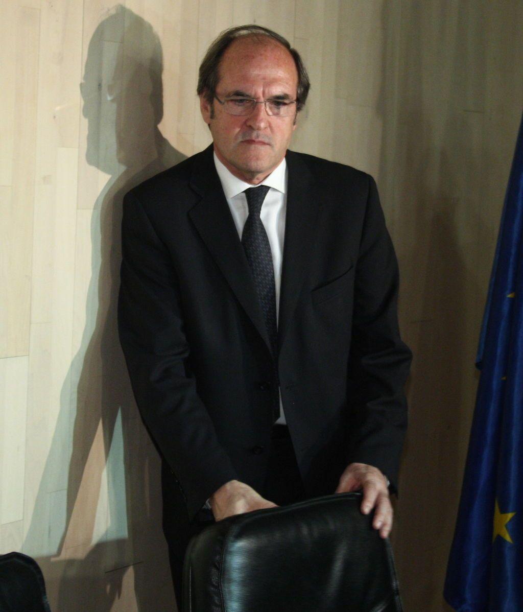 Ángel Gabilondo, durante su etapa como ministro de Educación
