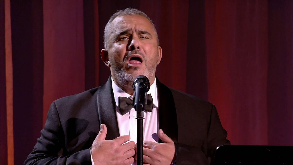 La actuación de Juan Carlos en la final de 'Got Talent'