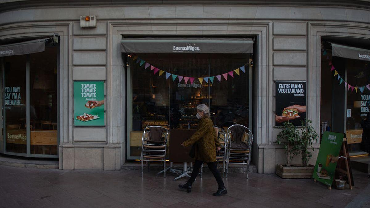 Cataluña amplía el horario de bares y restaurantes hasta las 23 h a partir del 9 de mayo