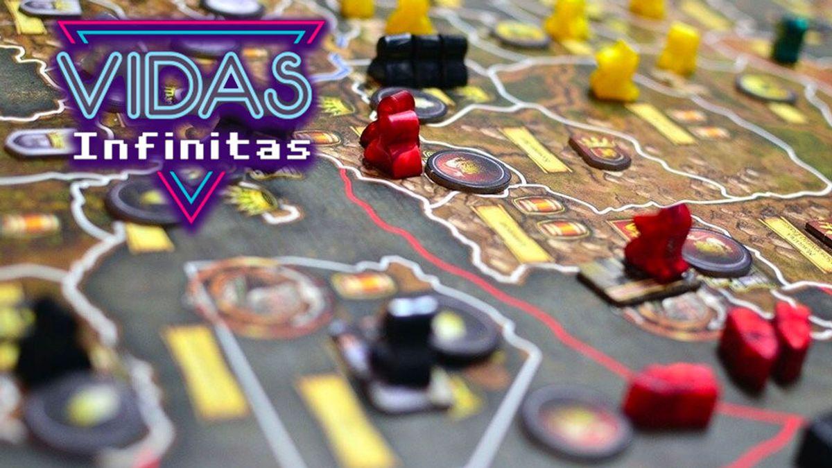 Vidas Infinitas #13: Un homenaje a los juegos de mesa con iMisut