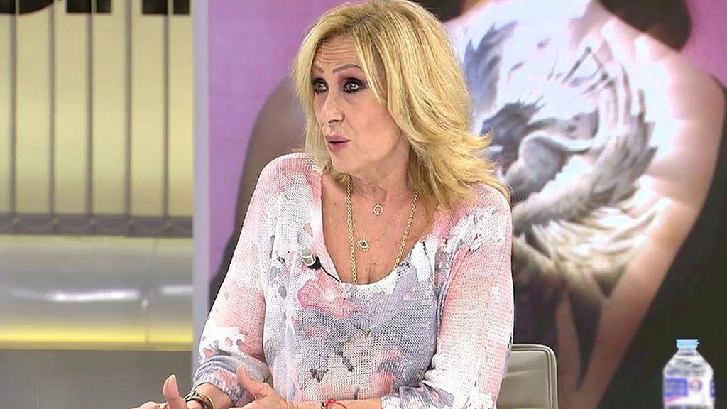 """Rosa Benito vuelve a desmentir a Rocío Carrasco: """"La herencia se da en 2007 y nosotros tenemos relación hasta 2011"""""""