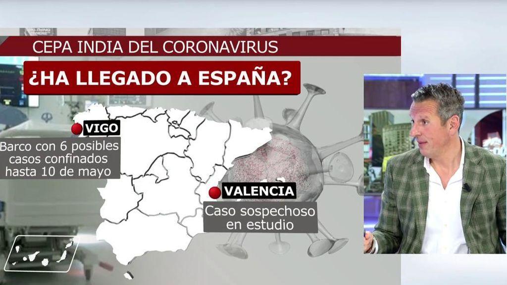 Joaquín Prat tiene miedo de la cepa india
