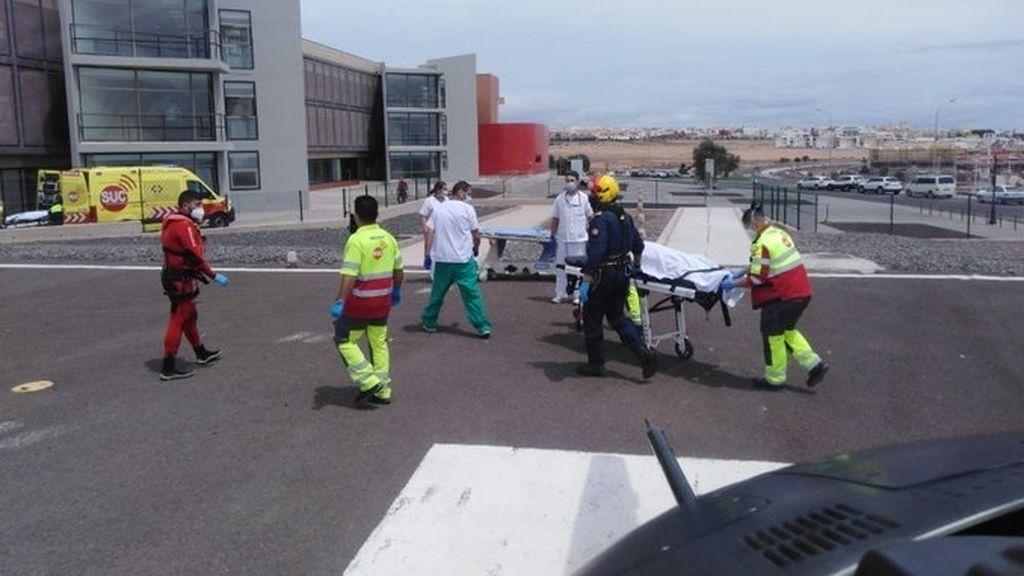 Mueren dos pescadores al caer al mar en Fuerteventura